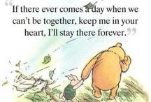 Pooh and Piglet 1