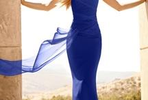Bridesmaid Dresses / Preferences: Sapphire blue, long skirt, not slutty