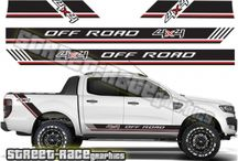 15 Ford F-150 graphics