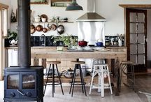 Christmas Decoration Ideas For The Kitchen / Christmas Decoration Inspiration For The Kitchen