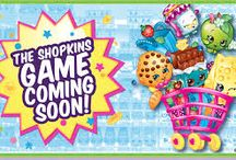 Shopkins / Cute Toys - mini figurine - from the grocery store to collect! From Moose