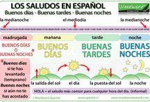 Clase de español / İdeas para clase