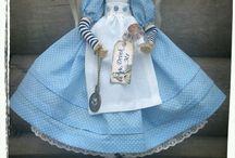 Текстильные куколки 2