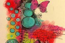 Art journal inspirations