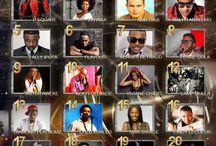TOP 20 KORA WEEK 10 - 2014