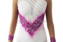 Rhythmic gymnastics dresses