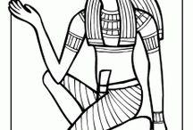 Historia: EGYPTI / Egypti 5lk.