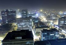 Nairobi City at Night / Have a look at our lovely city in a different angle