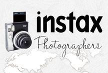 [Photography] Fujifilm Instax