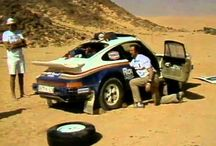 """Paris Dakar Rally - Africa (1979 - 2007) / The Paris–Dakar Rally was run between Paris, France on to Dakar, Senegal, from 1978 onwards. But due to security threats in Mauritania, which led to the cancellation of the 2008 rally, the 2009 Dakar Rally was run in South America as have been subsequent races as the """"Dakar Rally""""."""