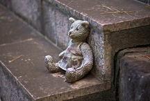 { Teddy bear } / Je suis fan !