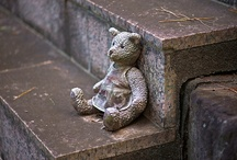 medvědi, plyšáci, myšáci