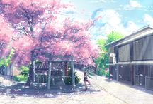 Anime road