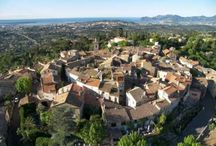 The Villages / The stunning villages in the South of France are filled with History and Heritage