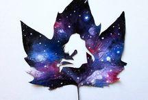 Yaprak Sanatı / Leaf Art