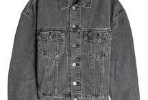 jean outerwear