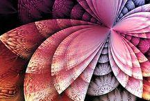 Fractals Art / Fractals in visual art & architecture