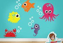 Kids Bathroom / by Beth Malonoski