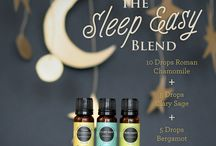 aromatherapy and essential oil blends / by Nicole Keune
