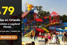 Ofertas Legoland Florida / Pasa unas vacaciones inolvidables en Legoland Florida...
