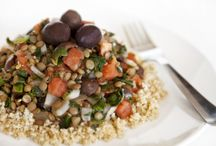 Healthy Foods and Recipes / by Michelle Reuter