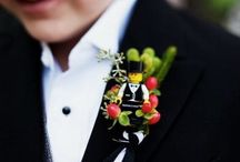 Lego inspired wedding