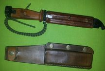 Special Leather Case for the Russian army knife © HulWat