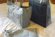 almofada jeans