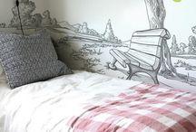 cuadro habitación juvenil
