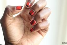 Nail art / Cocci'nails! :)