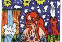tarot: XVII star