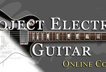 build guitar