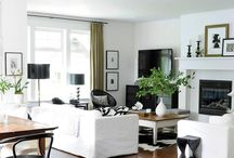 Current Design Inspiration {REpins} / Repinning interior design from my own boards to inspire current projects