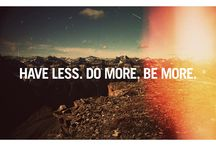 Inspirational Stuff / Words to inspire you to travel more. / by myCampmate