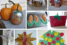 Autumn Crafts / by Valentina Cortesi