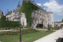 Charente, Poitou Charentes, France / The Charente department in the Poitou Charente region of France.