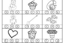 Valentine's Day Theme / This is a collection of Valentine's Day themed resources for your preschool, pre-K and Kindergarten aged children, to use both at school and at home. Make hands-on, interactive learning games and activities with these creative free, and low-cost printable pages.