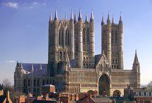 Cathedrals, Churches, Abbeys in UK / by Vlastimil Lebanek