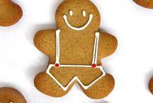 DIY Gingerbread cookies