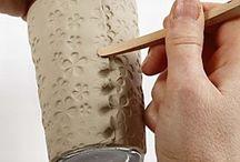 Técnicas cerámica