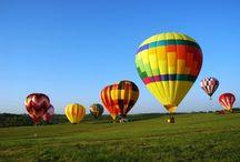 Air & Ground Sports / Parachuting, Horseback Riding, Hiking, Cycling, Ballooning and more