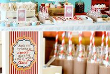 Party Idea's / by Kylie O'Reilly