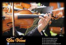 BANDA ELOS VOICES / Banda para Cerimônias de Casamento, em Sorocaba-SP/BRASIL