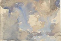 Inspiring art: skyscape