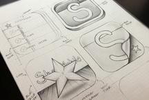 Design | Sketch & Concept / by Justin Graham