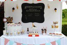 County Fair birthday party / by Leann Jester