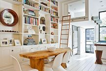 L I B R A R Y / library interior design inspiration / by Lindsay Marcella Design