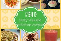 Dairy free delights / by Andrea Perkins