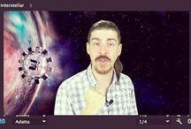 Instagram Martedì puntata epica di #FiloSoFarSoGood! Si parla di #interstellar! :D