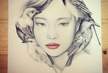 Illustration coréenne